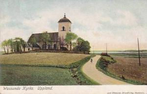 Sweden Uppland Wassunda Kyrka