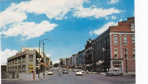 Main Street , East , LOCKPORT , New York , 50-60s
