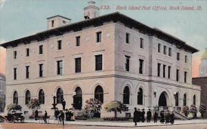 Illinois Rock Island Post Office
