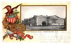 Washington D.C.  U.S.Treasury Building