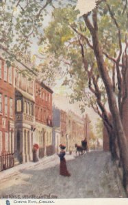 AS: TUCK #6170, CHELSEA, England, 1900-10s; Cheyne Row