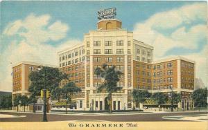 Chicago IL~Graemere Hotel Apartments~Homan Avenue~Razed 1977~1952 Postcard