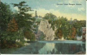Bangor, Maine, Lovers' Leap