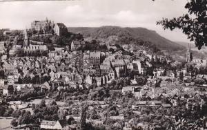 RP, Bird's Eye View, Universitatsstadt Marburg An Der Lahn, Marburg (Hesse), ...