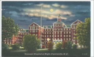 Veterans Hospital, Fayetteville NC