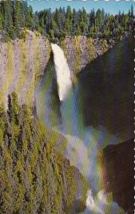 Canada Helmcken Falls Williams Lake British Columbia