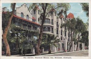 California Riverside The Cloister Glenwood Mission Inn 1925
