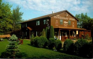 New York Sherrill Gingerbread House Restaurant