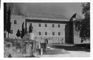 Portugal Guimaraes Antigo Paco dos Duques de Braganca Monument Afonso Postcard