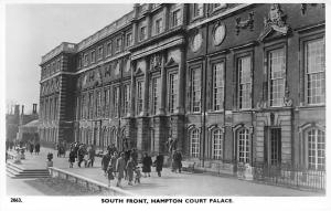 Hampton Court Palace, South Front, Animated, Charles Skilton's Series