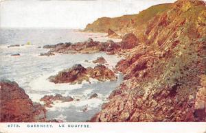 Guernsey Le Gouffre Landscape
