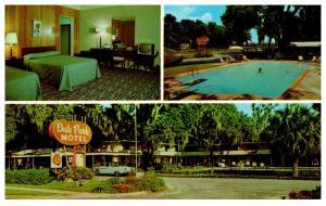 Georgia  Brunswick , Quality Court Motel - Oak Park , multi-view