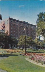 Admiral Beatty Hotel, at King's Square Park, Saint John,  New Brunswick, Cana...