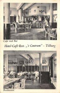 Lot 51 real photo netherlands hotel cafe restaurant t centrum tilburg