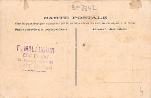 BF2942 clamecy eglise saint martin   france