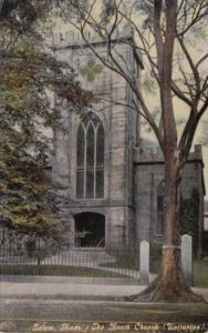Church The North Church Unitarian Salem Massachusetts