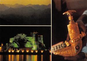 Oman Fort Mirani Muscat Sultanate of Oman The Omani Khanjar