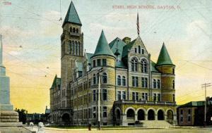 OH - Dayton. Steel High School