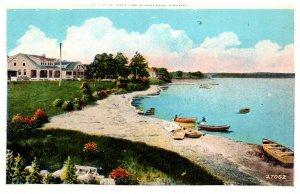 Connecticut Niantic , Riverfront , Pine Grove