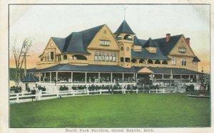 GRAND RAPIDS , Michigan , 1900-10s ; North Park Pavilion