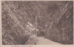 Gorges Du Chabet 18 Bougie Algeria Antique Algerian Mediterranean Old Postcard