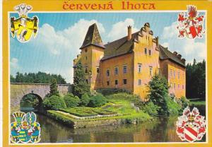 Czechoslovakia Cervena Lhota