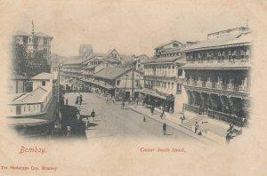 BOMBAY , India , 00-10s ; Copper Smith Street
