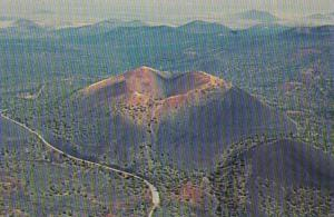 Arizona Sunset Crater National Monument Famous Volcano Cone