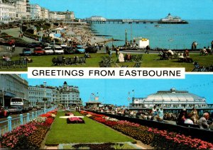 England Greetings From Eastbourne