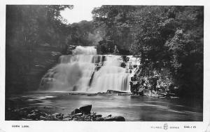 Scotland Cora Linn, Falls of Clyde (waterfalls) 1907