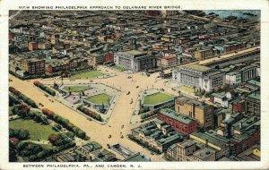 USA Between Philadelphia Pennsylvania and Camden New Jersey 05.60