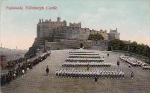 Scotland Edinburgh The Esplanade