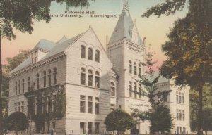 BLOOMINGTON , Indiana University , 00-10s ; Kirkwood Hall