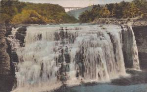 Scenic view, Middle Falls, Letchworth State Park, New York, 00-10s