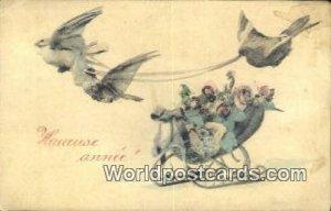 Heureuse annee Austria 1933
