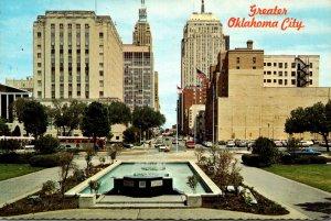 Oklahoma Oklahoma City Park Avenue