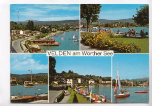 VELDEN am Worther See, Austria, used Postcard