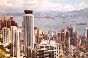 Central and Wan Chai - Hong Kong