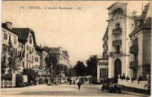 CPA VITTEL - L'Avenue Bouloumié (456275)