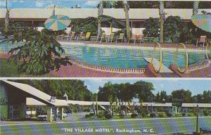 North Carolina Rockingham The Village Motel