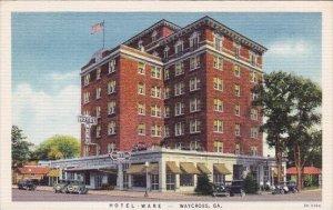 Hotel Ware Waycross Georgia