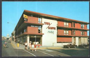 Town Campus Motel,Madison,WI