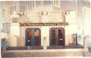 The Prudential - Then & Now Newark New Jersey NJ Home Office