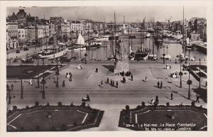 France Le Havre La Place Gambetta et les nouveaux Jardins Photo