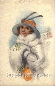 Artist W.J. Howie 1921