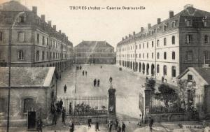 WW1 Troyes Aube Caserne Beurnonville 01.32
