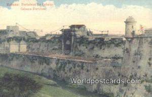 Cuba, Republica De Cuba Habana Fortaleza la Cabana, Cabana Fortress