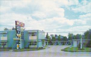 Canada Quebec Dorion Seigneurie De Vaudreuil Motel