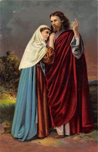 Oberammergauer Passionsspiele, No. 4 Christus und Maria Jesus Christ, Mary