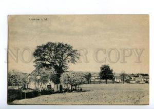 144809 POLAND GERMANY KRAKOW i. M. Vintage postcard